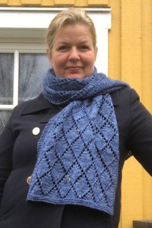 Martas Halsduk - stick-kit
